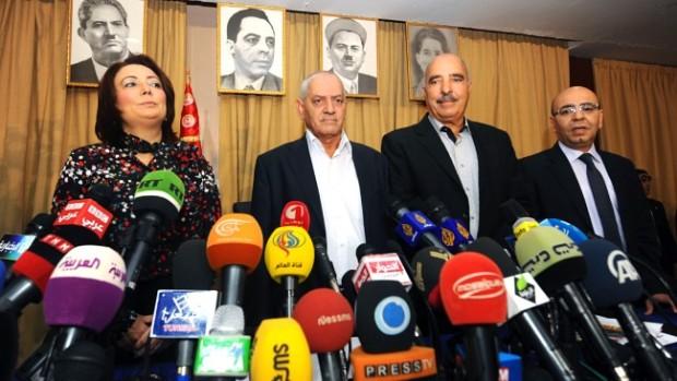 Tunisisk dialogkvartett